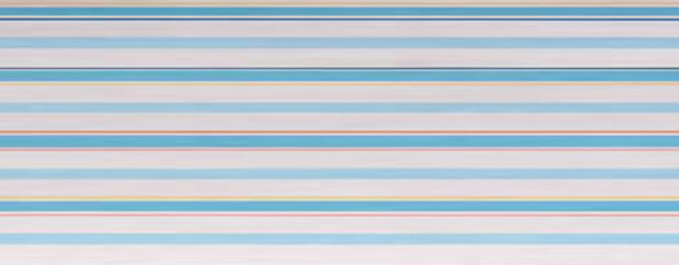 Blank Canvas<br> 2003<br> Acrylic on canvas<br> 48 x 18 inches (122 x 46 cm)