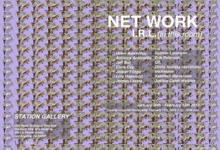 Net Work I.R.L. (in this room)