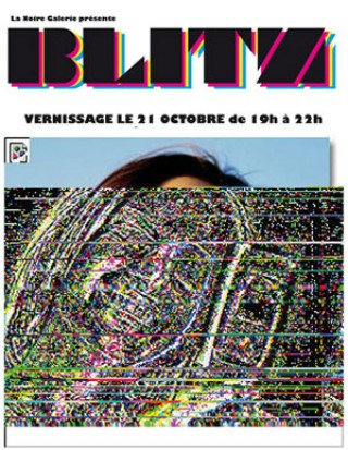 BLITZ exhibition in Paris